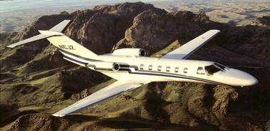 charter flight Citation CJ2