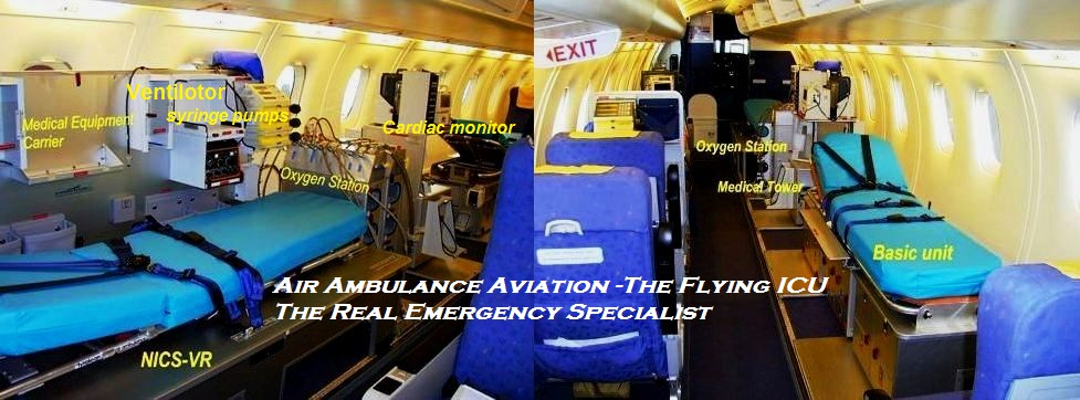 medical air ambulance